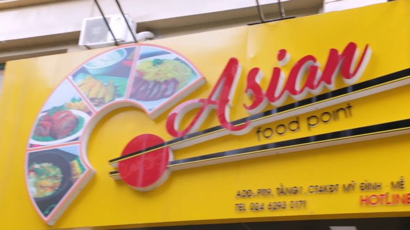 Asian Food Point - Ẩm Thực Châu Á